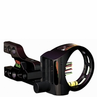 TruGlo Tru Site Xtreme Bow Sight 5 Pin w/Light