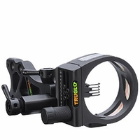 TruGlo TSX Pro Tool-Less 5 Pin Bow Sight