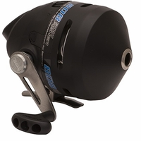 Zebco 808 Bowfishing Reel with 80 lb Braided Dacron Line