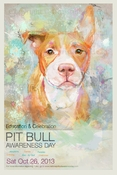 2013 National Pit Bull Awareness Day
