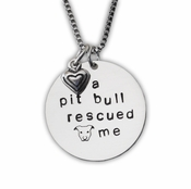 A Pit Bull Rescued Me