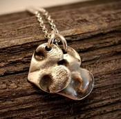 Nose Print and Paw Print Jewelry