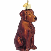 ON SALE - Breed Ornaments