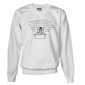 """Pit Bull Head Space"" Sweatshirt"