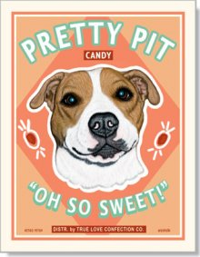 Pretty Pit - So Sweet! Note Cards