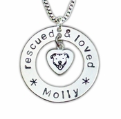 Rescued and Loved Necklace
