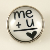 You and Me Equals Love Chunk