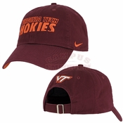 Adjustable Virginia Tech Hats