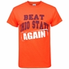 Beat Ohio State Again Orange Shirt