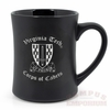Black Virginia Tech Cadets 16oz Mug