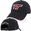 Black Virginia Tech Swiss Felt Hat
