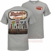 Blacksburg Virginia Bar Taps Tee