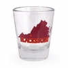 Blacksburg Virginia Shot Glass