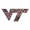 Camo VT Logo Decal