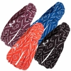 Diamond Geo Print Fabric Knot Headband