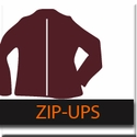 Full-Zip and Half-Zip Sweatshirts