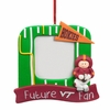 Future Virginia Tech Fan Photo Frame Ornament