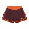 Girl's Virginia Tech Pride Mesh Shorts