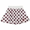 Girl's Youth Virginia Tech Polka Dot Molly Skirt