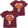 Girls Virginia Tech Cheerleader Dreams Tee