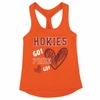Girls Virginia Tech Hokie Pride Tank Top