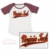 Girls Virginia Tech Shake Tee