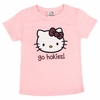 Go Hokies Hello Kitty Toddler Tee