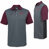Gray Virginia Tech Nike Preseason Polo