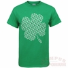 Virginia Tech St. Patrick's Day Clover Tee