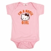 Hello Kitty Hokie Girl Pink Bodysuit