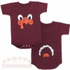 Hokie Bird Infant One-Piece