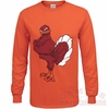Hokie Bird Long Sleeved Tee