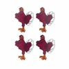 Hokie Bird Multi Decal Sheet