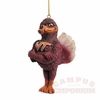Hokie Bird Ornament