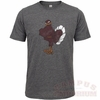 Hokie Bird Vintage Tee