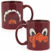 Hokie Face and Tailfeathers Mug
