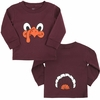 Hokie Tailfeathers Toddler Long Sleeved Tee