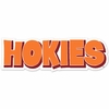 Hokies Car Decal