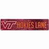 Hokies Lane Street Sign