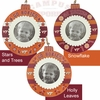 Hokies Ornament Picture Frame