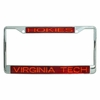 Hokies-Virginia Tech License Plate Frame