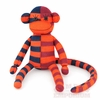 House Divided Striped Sock Monkey