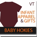 Virginia Tech Infant Apparel & Gifts