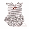 Infant Virginia Tech Emily Dress with Bloomers
