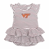 Infant Virginia Tech Emily Dress with Orange Logo