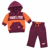 Infant Virginia Tech Midfield Fleece Set