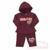 Infant VT Hoodie and Pant Set