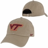 Khaki Virginia Tech Nike Heritage 86 Tailback Hat