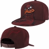 Kids Hokie Bird Snapback Hat by 47Brand