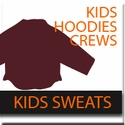 Virginia Tech Kids Sweatshirts